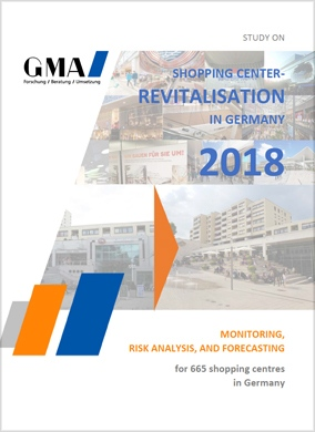 SHOPPING CEN­TER­RE­VI­TA­LI­SATION IN GERMANY 2018