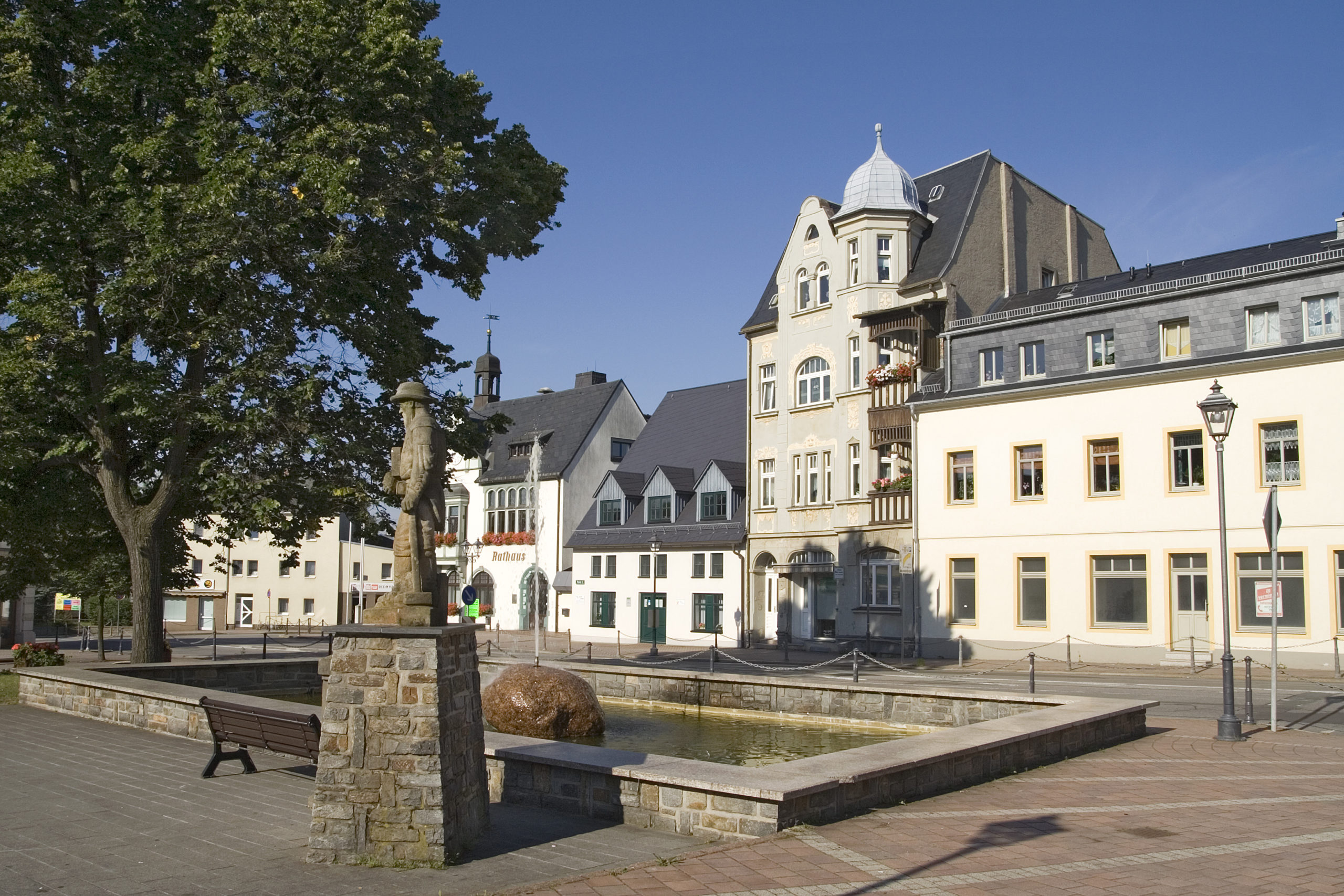 Einzelhandels- und Zentrenkonzept Brand-Erbisdorf