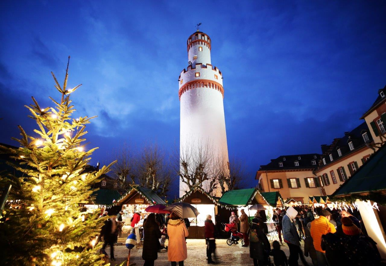 Konzept Weihnachtsmarkt Bad Homburg